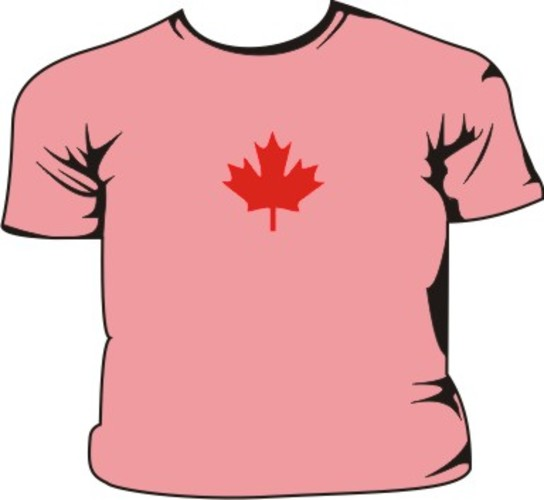 Canada-Maple-Leaf-Kids-T-Shirt