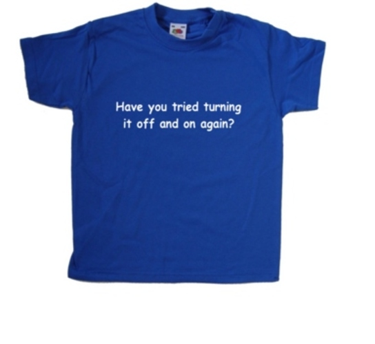 Have-You-Tried-Turning-It-Off-And-On-Again-Kids-T-Shirt