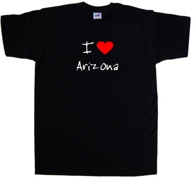 I-Love-Heart-Arizona-T-Shirt