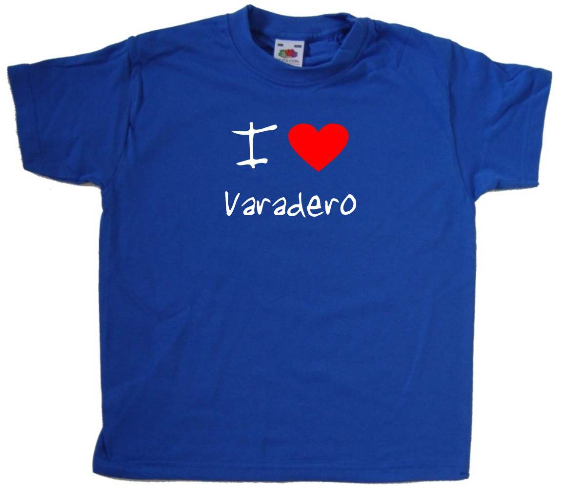 I Love Cuore VARADERO KIDS T-SHIRT