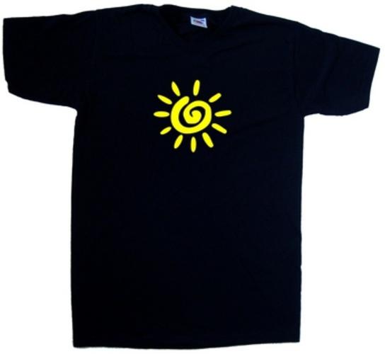 Sunshine-V-Neck-T-Shirt