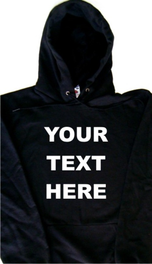 Your-Text-Here-Design-your-own-Hoodie-Sweatshirt