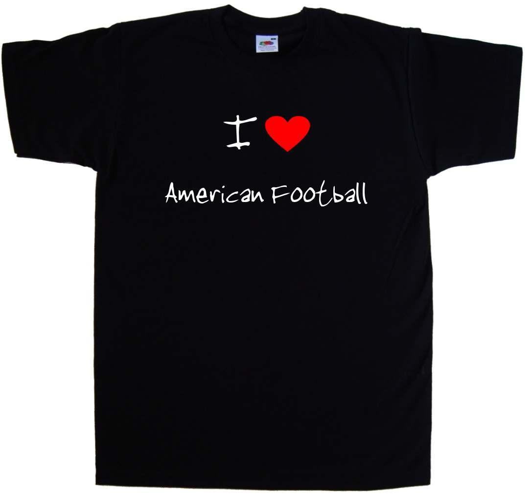 I-Love-Heart-American-Football-T-Shirt